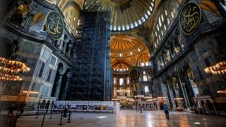 Αγία Σοφία: Την Παρασκευή η δικαστική απόφαση για τη μετατροπή σε τζαμί