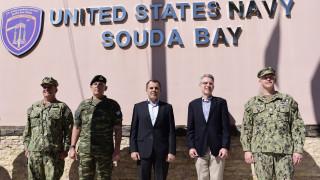 Ανακοίνωση από την πρεσβεία των ΗΠΑ για την αναβολή της επίσκεψης του ΥΕΘΑ
