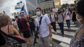 Ισραήλ: Επιστρoφή στις απαγορεύσεις μετά την αύξηση των κρουσμάτων κορωνοϊού