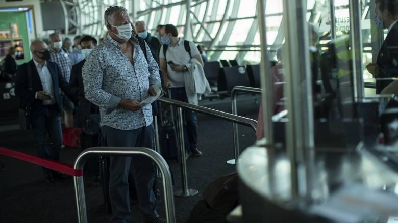 Κορωνοϊός: Το Βέλγιο επανέφερε την Ελλάδα στην «πράσινη λίστα» του