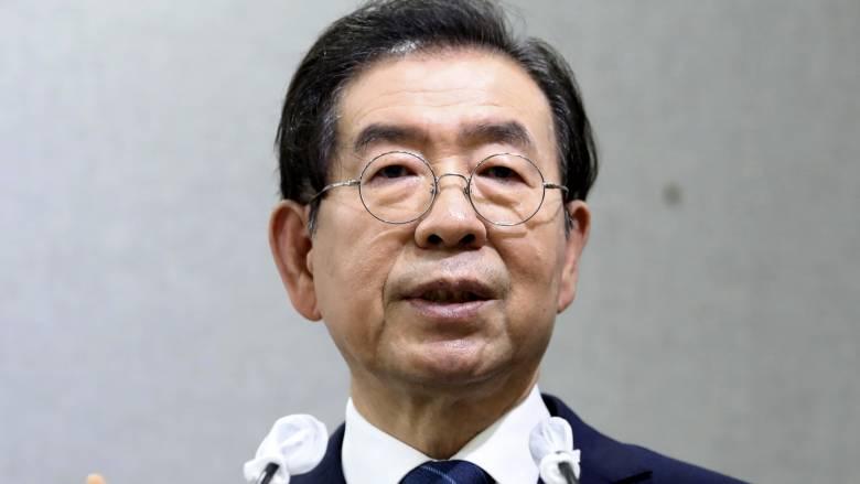 Θρίλερ στη Νότια Κορέα: Βρέθηκε νεκρός ο δήμαρχος της Σεούλ