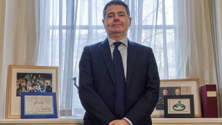 O Πασκάλ Ντόναχιου νέος πρόεδρος του Eurogroup