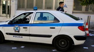 Επίθεση του Ρουβίκωνα σε τράπεζα στη Λεωφόρο Αθηνών
