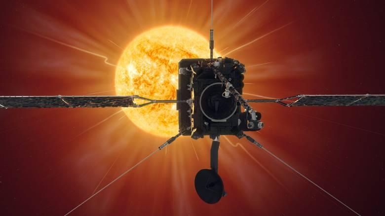 «Εξαιρετικές» οι πρώτες φωτογραφίες του Ήλιου από το ευρωπαϊκό Solar Orbiter