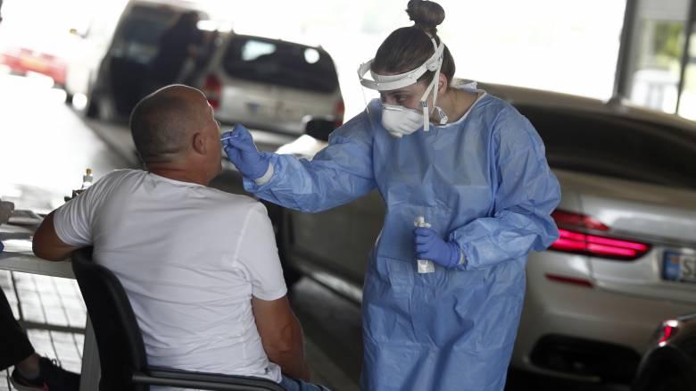 Κορωνοϊός: Συναγερμός στον Προμαχώνα από δεκάδες νέα κρούσματα