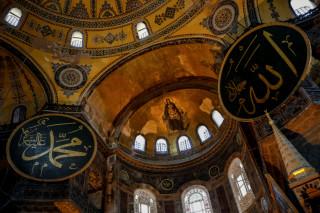 Άνοιξε το τουρκικό δικαστήριο το δρόμο για την μετατροπή της Αγίας Σοφίας σε τζαμί
