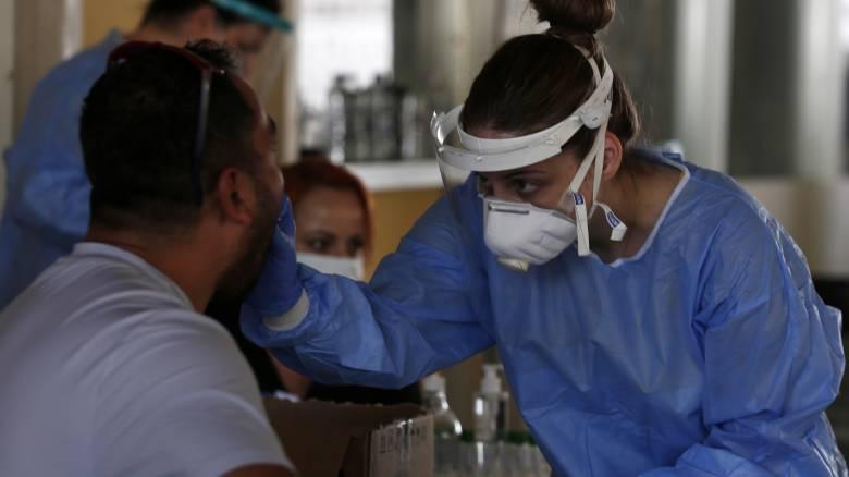 Κορωνοϊός: 60 νέα κρούσματα στη χώρα μας - Τα 42 εισαγόμενα