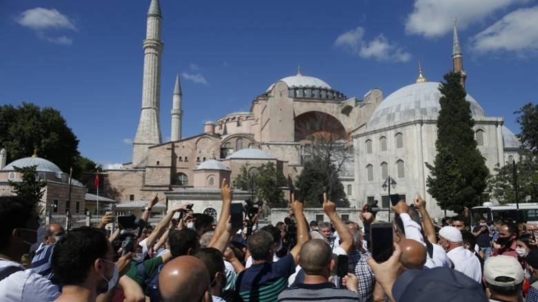 Αγία Σοφία - Έντονη αντίδραση της Κύπρου: Να σεβαστεί τις υποχρεώσεις της η Τουρκία