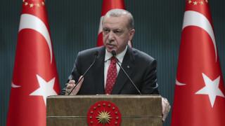 Ερντογάν: Θα ανοίξουμε για προσευχή την Αγία Σοφία στις 24 Ιουλίου