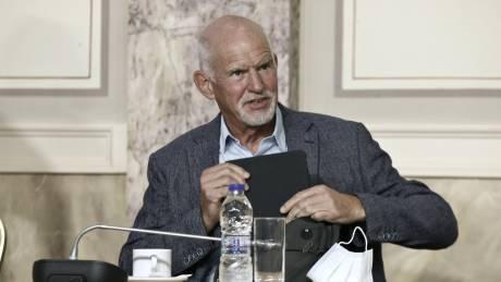 ΚΙΝΑΛ: Υψηλοί τόνοι στην συνεδρίαση της Κ.Ο. - Αυτοκριτική Παπανδρέου για Σημίτη
