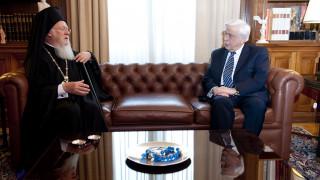 Παυλόπουλος σε Βαρθολομαίο: Ιερόσυλη ενέργεια της Τουρκίας