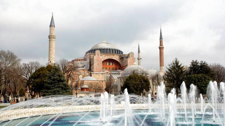 Γερμανικός Τύπος για Αγία Σοφία: Ερντογάν, ο δεύτερος κατακτητής της Κωνσταντινούπολης;
