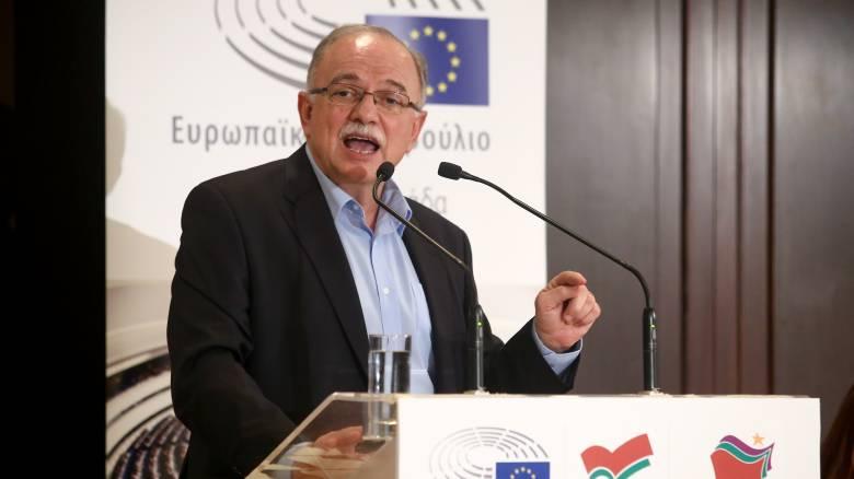 Επιστολή Παπαδημούλη στην ΕΕ: Να αποτραπεί η μετατροπή της Αγίας Σοφίας σε τζαμί