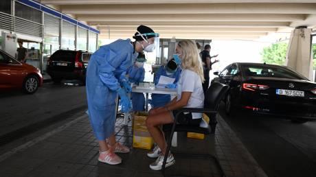 Κορωνοϊός: 41 νέα κρούσματα στη χώρα μας - Εισαγόμενα τα 26
