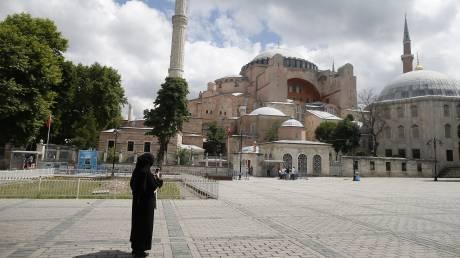 Έκλεισε για το κοινό η Αγία Σοφία - Ξεκίνησαν οι επιθεωρήσεις για την μετατροπή σε τζαμί