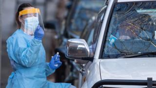 Κορωνοϊός: Ανησυχία για την αύξηση κρουσμάτων στη Βικτώρια της Αυστραλίας