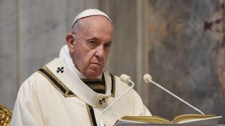 Πάπας Φραγκίσκος για Αγία Σοφία: Είμαι πολύ πονεμένος