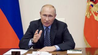 Πούτιν: Λυπηρή η αντί-ρωσική ρητορική που διαδίδεται στις ΗΠΑ