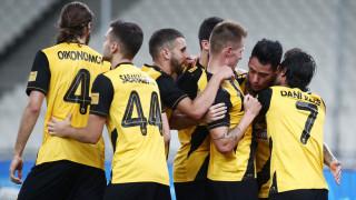 Παναθηναϊκός - ΑΕΚ 1-3: Πήρε το ντέρμπι και συνεχίζει τη «μάχη» για το Champions League