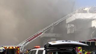 ΗΠΑ: Συναγερμός μετά από πυρκαγιά σε πολεμικό πλοίο