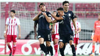 Ολυμπιακός - ΠΑΟΚ 0-1: Του «έσπασε» το αήττητο ο Μιχάι