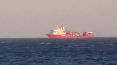 Τουρκικά αλιευτικά σκάφη ανοικτά της Μυκόνου