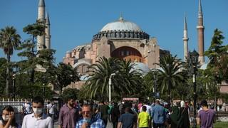 Ρωσικό ΥΠΕΞ: Εσωτερικό θέμα της Τουρκίας η μετατροπή της Αγίας Σοφίας σε τζαμί