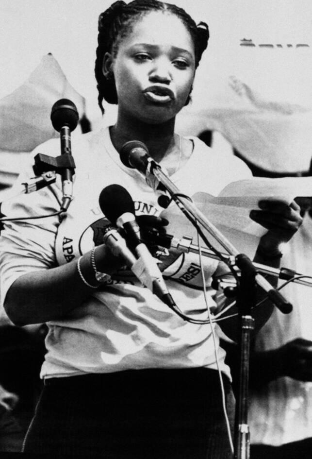 Ζίντζι Μαντέλα