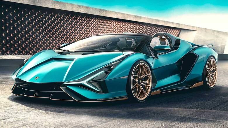 Γιατί η super συλλεκτική Lamborghini Sian θα κατασκευαστεί 19 φορές ως ρόουντστερ και 63 ως κουπέ;