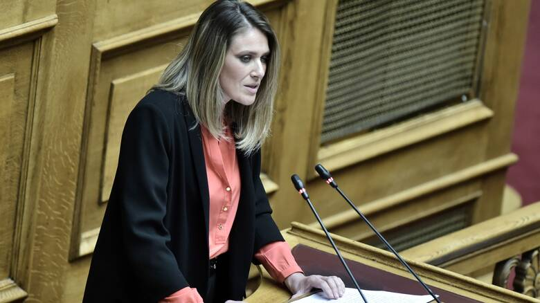 Η ΝΔ καταδικάζει την επίθεση στο γραφείο της Άννας Ευθυμίου