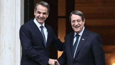 Στην Αθήνα την Τρίτη ο πρόεδρος της Κύπρου, Νίκος Αναστασιάδης