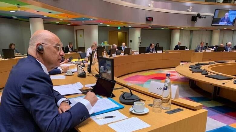 Ολοκληρώθηκε το Συμβούλιο Εξωτερικών Υποθέσεων της ΕΕ: Η Τουρκία στο επίκεντρο