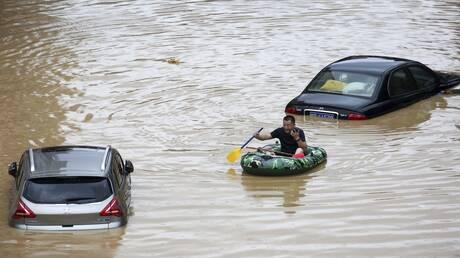 Φονικές πλημμύρες στην Κίνα - Τουλάχιστον 140 νεκροί και αγνοούμενοι