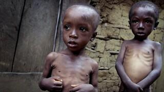 ΟΗΕ: Η πείνα επιδεινώνεται στον κόσμο - Δυσοίωνες προβλέψεις για το 2020