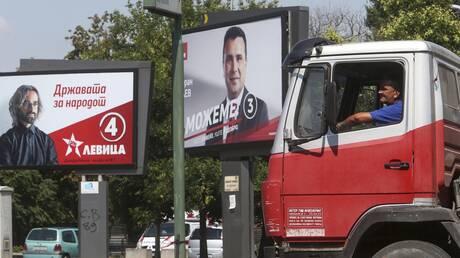 Βόρεια Μακεδονία: Κρίσιμες οι βουλευτικές εκλογές της Τετάρτης