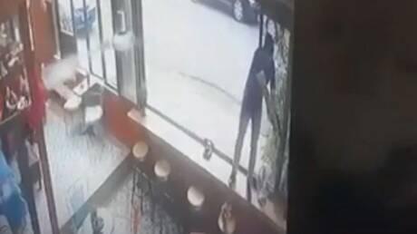 Βίντεο - ντοκουμέντα από τη δολοφονία σε καφετέρια στο Περιστέρι