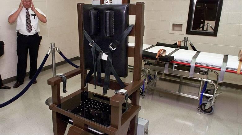 ΗΠΑ: Αναβλήθηκαν με δικαστική απόφαση οι εκτελέσεις θανατοποινιτών