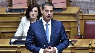 Θεοχάρης προς ΣΥΡΙΖΑ: «Ο κ. Λούλης διορίστηκε νομίμως στη θέση του»