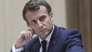 Μακρόν: Η Ευρώπη να αντιμετωπίσει με αποφασιστικότητα τα γεωπολιτικά θέματα της Μεσογείου