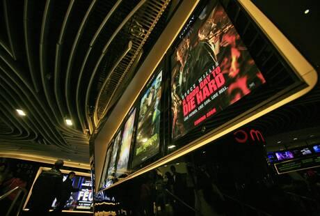 Κλείνουν ξανά οι κινηματογράφοι στο Χονγκ Κονγκ - Σε έξαρση ο κορωνοϊός