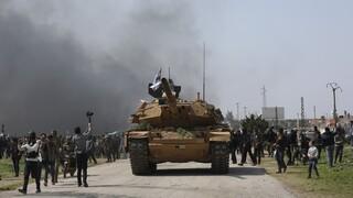 Συρία: Επίθεση σε ρωσοτουρκική περίπολο