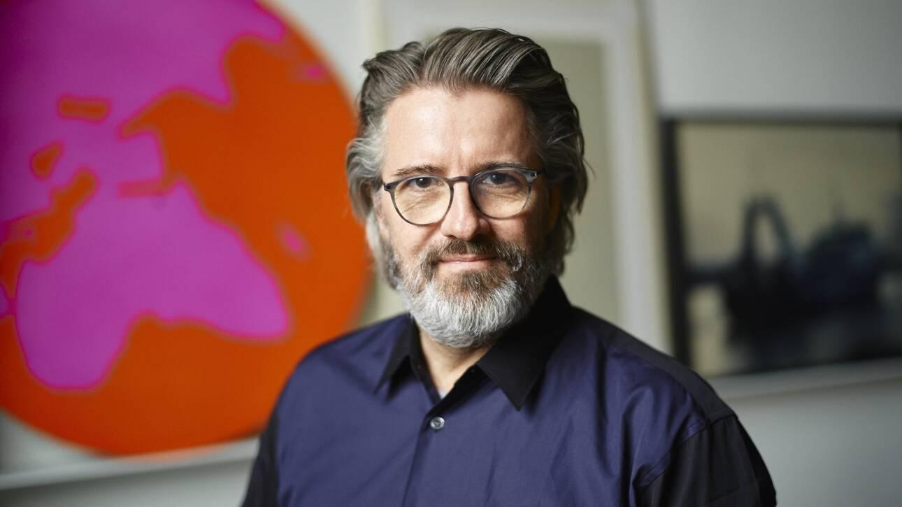 Olafur Eliasson: Ο καλλιτέχνης του φωτός μιλάει στο CNN Greece για το Earth Speakr