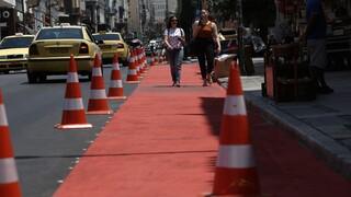 Μεγάλος Περίπατος - Μελέτη: Οι οδηγοί προσαρμόζονται στα νέα κυκλοφοριακά δεδομένα