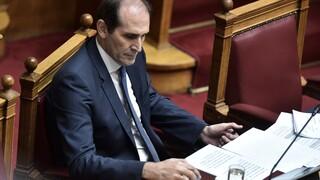 Βεσυρόπουλος: Έρχεται νομοσχέδιο με νέες φοροελαφρύνσεις