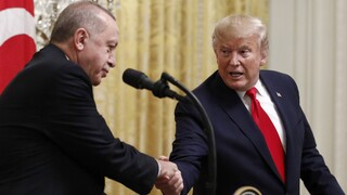 Τραμπ - Ερντογάν συμφώνησαν για συνεργασία στη Λιβύη