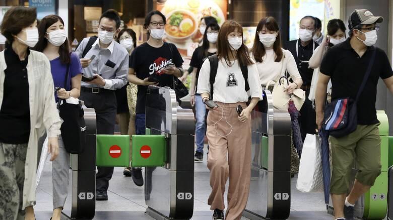 Κορωνοϊός – Ιαπωνία: Σε ύψιστο συναγερμό μετά την έξαρση νέων κρουσμάτων