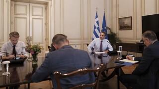 Κόντρα ΝΔ - ΣΥΡΙΖΑ για την σύσκεψη στο Μαξίμου για τον κορωνοϊό