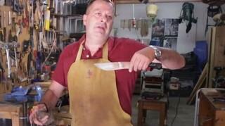 Η τέχνη του σκοπελίτικου μαχαιριού