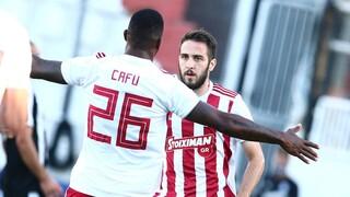 ΟΦΗ-Ολυμπιακός 1-3: Ξέχασε τον ΠΑΟΚ και νίκησε