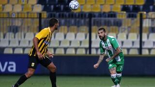 Άρης - Παναθηναϊκός 0-1: Πέρασε από τη Θεσσαλονίκη με «δράστη» τον Κολοβό